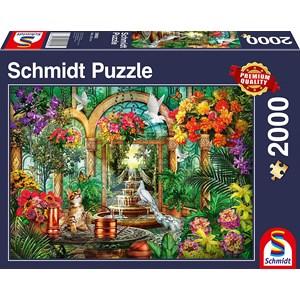"""Schmidt Spiele (58962) - """"Atrium"""" - 2000 pièces"""