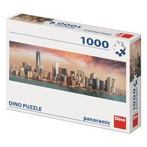"Dino (54545) - ""Manhattan"" - 1000 pièces"
