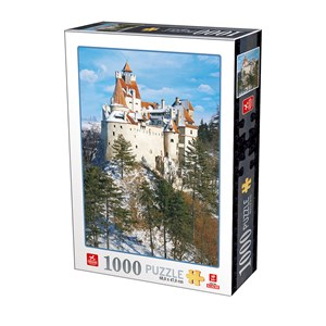 "Deico (61638) - ""Bran Castle"" - 1000 pièces"