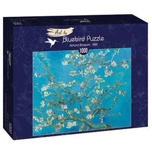 """Bluebird Puzzle (60007) - Vincent van Gogh: """"Almond Blossom, 1890"""" - 1000 pièces"""
