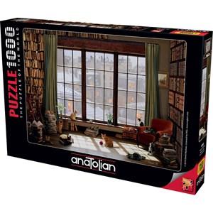 "Anatolian (1065) - ""Window Cats"" - 1000 pièces"