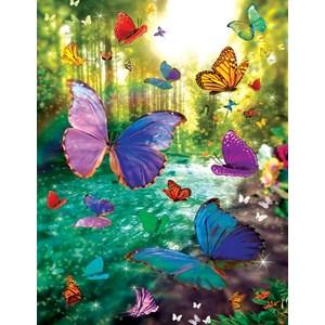 """SunsOut (48439) - Alixandra Mullins: """"Dream River"""" - 1000 pièces"""