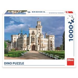 """Dino (53287) - """"Hluboka Castle"""" - 1000 pièces"""
