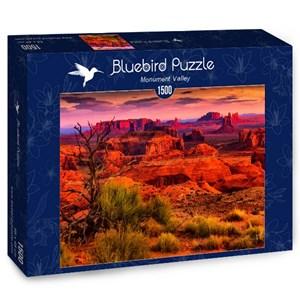 "Bluebird Puzzle (70266) - ""Monument Valley"" - 1500 pièces"