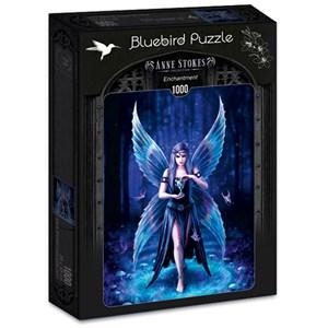"""Bluebird Puzzle (70438) - Anne Stokes: """"Enchantment"""" - 1000 pièces"""
