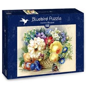 "Bluebird Puzzle (70026) - Nadiia Starovoitova: ""Autumn Bouquet"" - 1500 pièces"