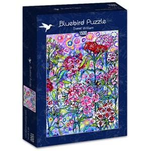 "Bluebird Puzzle (70432) - Sally Rich: ""Sweet William"" - 1500 pièces"