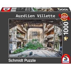 """Schmidt Spiele (59682) - Aurelien Villette: """"Cuban Theatre"""" - 1000 pièces"""