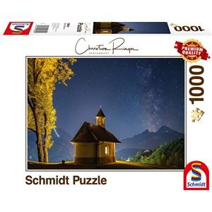 "Schmidt Spiele (59694) - Christian Ringer: ""Lockstone, Milky Way"" - 1000 pièces"