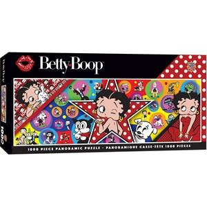 """MasterPieces (71839) - """"Betty Boop"""" - 1000 pièces"""
