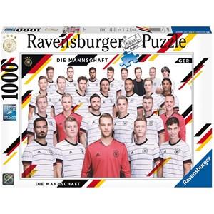 """Ravensburger (16480) - """"European Championship 2020"""" - 1000 pièces"""