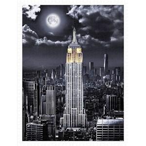 "Pintoo (h2120) - Darren Mundy: ""Empire State Building"" - 1200 pièces"