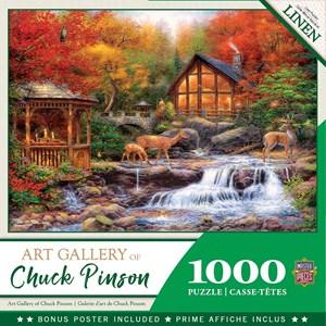"MasterPieces (72010) - Chuck Pinson: ""Colors of Life"" - 1000 pièces"