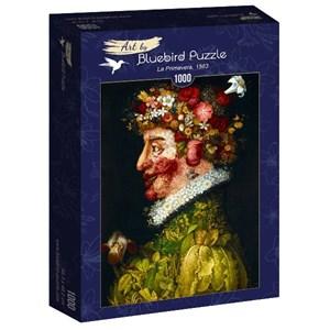 "Bluebird Puzzle (60073) - Giuseppe Arcimboldo: ""La Primavera, 1563"" - 1000 pièces"