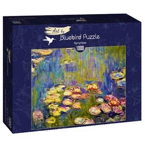 """Bluebird Puzzle (60044) - Claude Monet: """"Nymphéas"""" - 1000 pièces"""