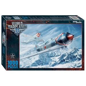"Step Puzzle (79614) - ""World of Warplanes"" - 1000 pièces"