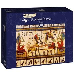 "Bluebird Puzzle (60098) - ""Egyptian"" - 1000 pièces"