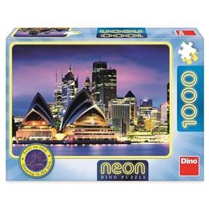 "Dino (54130) - ""Sydney Opera"" - 1000 pièces"