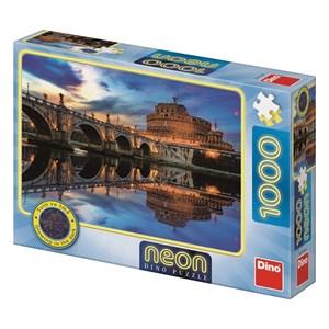 "Dino (54129) - ""Angel Castle"" - 1000 pièces"