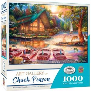 "MasterPieces (71905) - Chuck Pinson: ""Seize the Day"" - 1000 pièces"