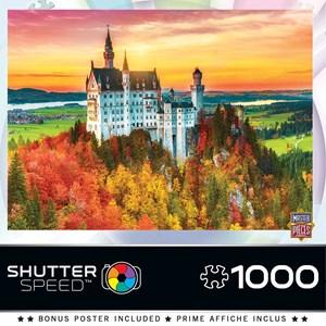 """MasterPieces (71953) - """"Autumn Castle"""" - 1000 pièces"""