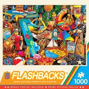 """MasterPieces (72038) - """"Beach Time Flea Market"""" - 1000 pièces"""