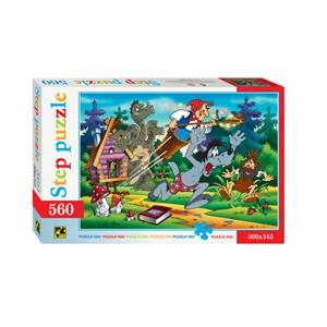 """Step Puzzle (78005) - """"Fairytale"""" - 560 pièces"""