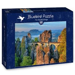 "Bluebird Puzzle (70003) - ""The Bastei Bridge"" - 500 pièces"