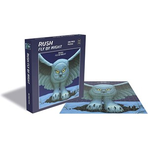 """Zee Puzzle (23452) - """"Rush, Fly by Night"""" - 500 pièces"""