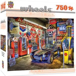 "MasterPieces (31813) - Linda Berman: ""Jewel of the Garage"" - 750 pièces"