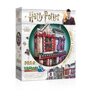 "Wrebbit (0509) - ""Harry Potter, Quality Quidditch Supplies and Slug & Jiggers"" - 305 pièces"