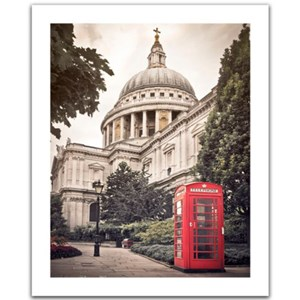 """Pintoo (h1535) - """"St Paul's Cathedral, England"""" - 500 pièces"""