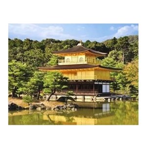 """Pintoo (h1532) - """"A Temple in Kyoto, Japan"""" - 500 pièces"""