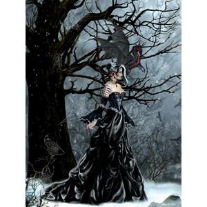 "SunsOut (67734) - Nene Thomas: ""Queen of Shadows"" - 500 pièces"