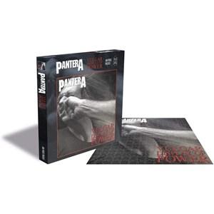 "Zee Puzzle (24653) - ""Pantera, Vulgar Display of Power"" - 500 pièces"