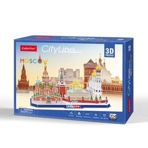 """Cubic Fun (mc266h) - """"Cityline, Moscow"""" - 204 pièces"""