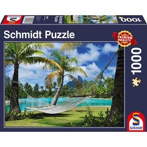"Schmidt Spiele (58969) - ""Relaxing Time"" - 1000 pièces"