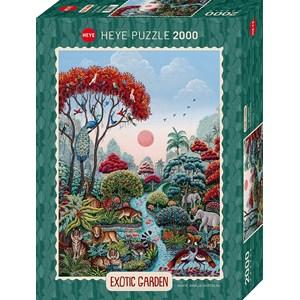 "Heye (29958) - ""Wildlife Paradise"" - 2000 pièces"