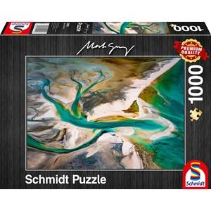 """Schmidt Spiele (59921) - Mark Gray: """"Fusion"""" - 1000 pièces"""