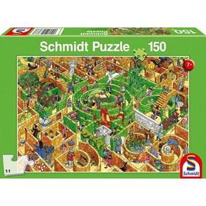 """Schmidt Spiele (56367) - """"Labyrinth"""" - 150 pièces"""