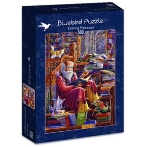 "Bluebird Puzzle (70217) - Randal Spangler: ""Evening Pleasures"" - 500 pièces"