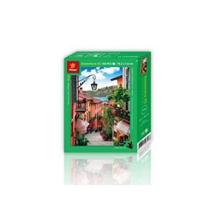 """Pintoo (p1116) - """"Bellagio, Lake Como, Italy"""" - 150 pièces"""