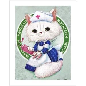 "Pintoo (h1681) - ""Ms. Chiu Chiu the Nurse"" - 300 pièces"