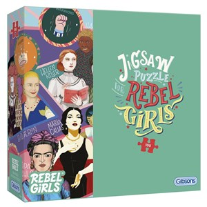 """Gibsons (G2221) - """"Rebel Girls"""" - 100 pièces"""