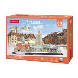 "Cubic Fun (mc271h) - ""Cityline Warsaw"" - 159 pièces"