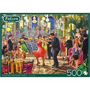 "Falcon (11291) - Steve Crisp: ""Dancing the Night Away"" - 500 pièces"