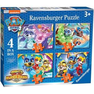 """Ravensburger (03029) - """"Pat Patrouille"""" - 12 16 20 24 pièces"""