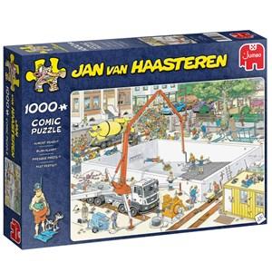"Jumbo (20037) - Jan van Haasteren: ""Almost Ready?"" - 1000 pièces"