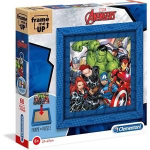 """Clementoni (38801) - """"Marvel Avengers"""" - 60 pièces"""
