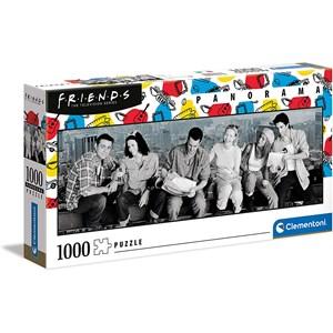 """Clementoni (39588) - """"Friends"""" - 1000 pièces"""